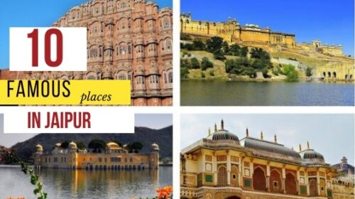 Famous Places of Jaipur | becurious.co.in