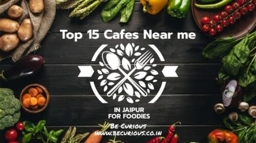 Top 152 cafes near me in Jaipur