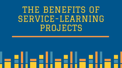 The Benefits of Service-learning Projects
