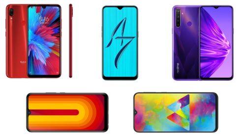 Best Affordable Smartphones of 2019 under 10000