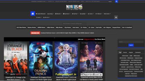 Moviesroot website