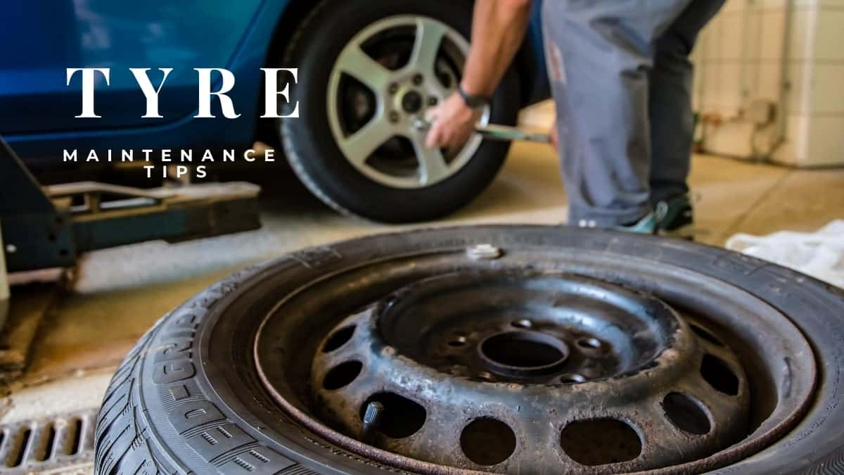 Tyre Maintenance tips and plan one should avoid