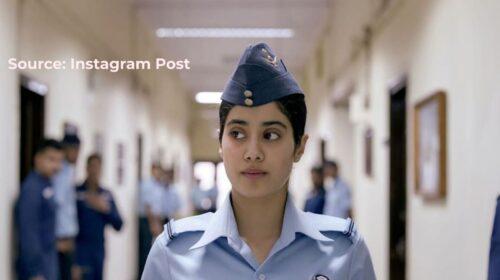 Former IAF Officer Namrita Chandi Slammed Gunjan Saxena The Kargil Girl Film