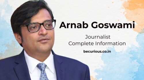 Arnab Goswami Biography, Wife, Son, Education, Career, Controversies