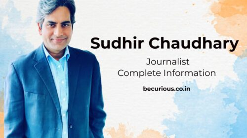 Sudhir Chaudhary Biography, Wife Name, Wiki, Net Worth, Salary, Physical Appearance