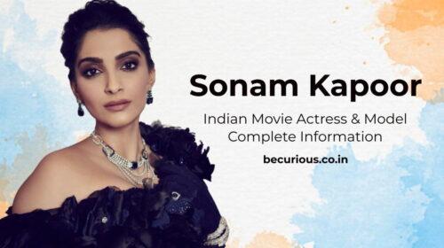 Sonam Kapoor Biography