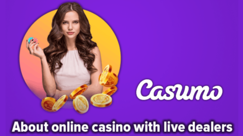 How To Play With Live Dealer On Casumo Gambling Platform